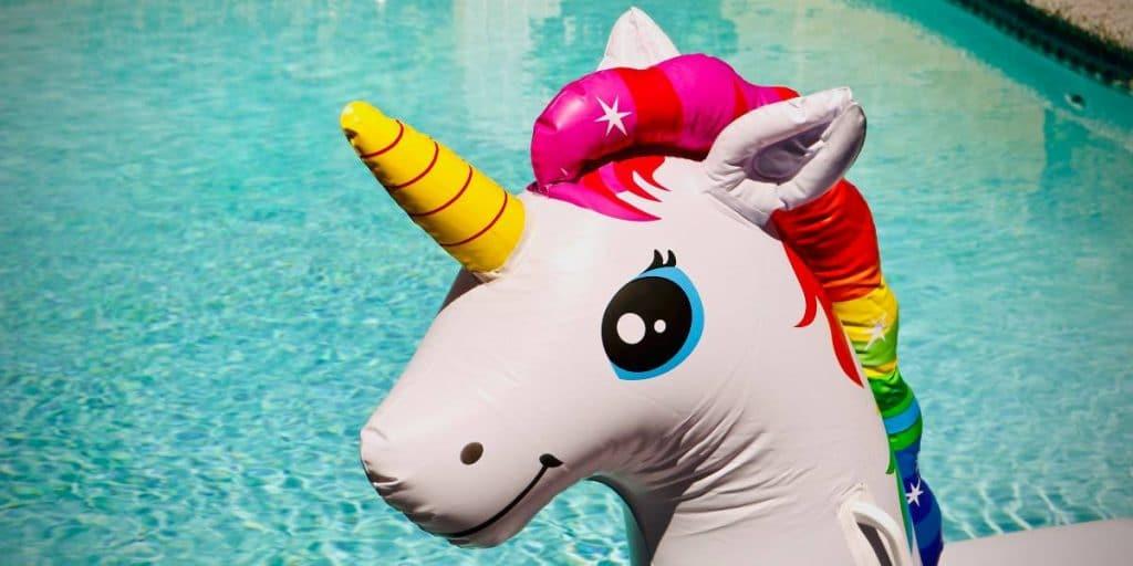 Floating Unicorn Pool Toy