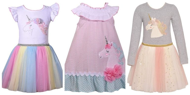 Bonnie Jean Unicorn Dress
