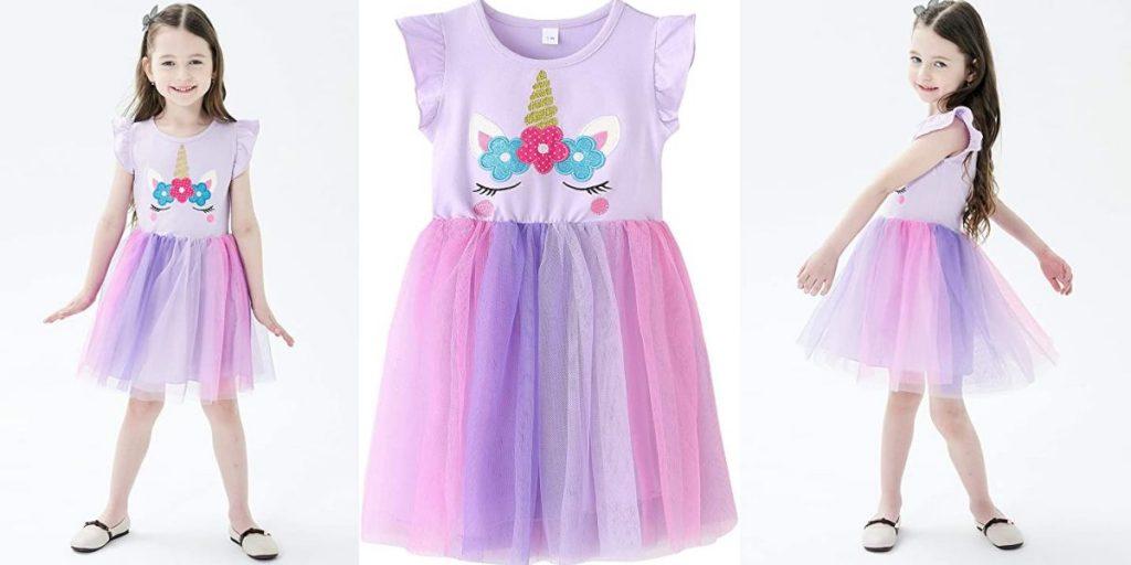 Amazon Unicorn Dress