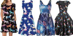 Five Super Cute Unicorn Dress Options for Adults