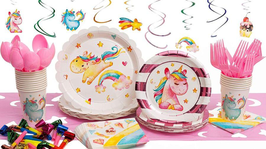 Unicorn Party Ideas for 8 Year Old